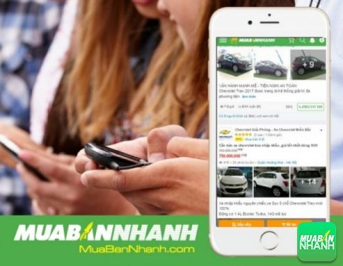 Mua bán xe ô tô Chevrolet Trax tại Mua Bán Nhanh