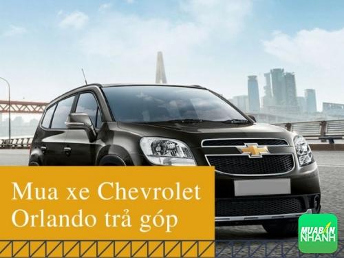 Mua xe Chevrolet Orlando trả góp