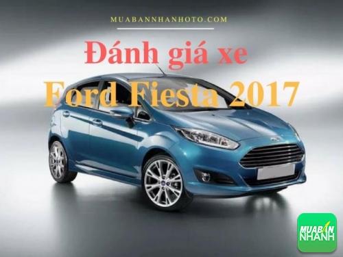 Đánh giá xe Ford Fiesta 2017