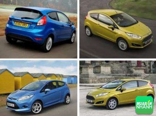 Giá xe Ford Fiesta Ecoboost 2017