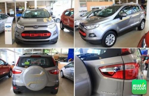 Đánh giá xe Ford Ecosport Titanium 2017