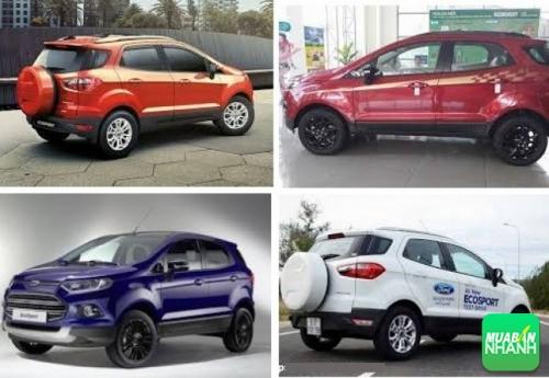 Giá xe Ford Ecosport Titanium 2017 bao nhiêu?