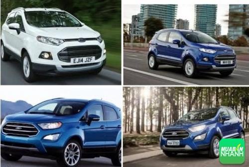 Nên mua Ford Ecosport số sàn hay số tự động?