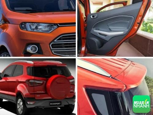 Ưu điểm xe Ford Ecosport Trend