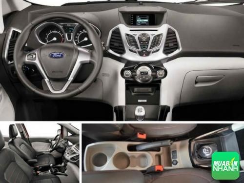 Đánh giá xe Ford Ecosport Trend