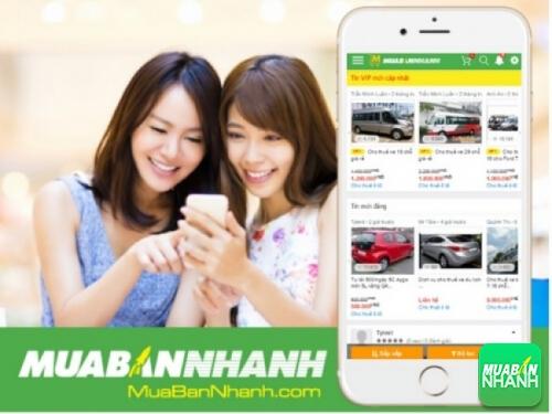 Đăng tin cho thuê xe 16 chỗ tại MuaBanNhanh