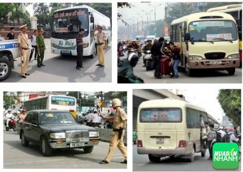 Bổ sungthêm 33 hành vi bị xử phạt vi phạm giao thông