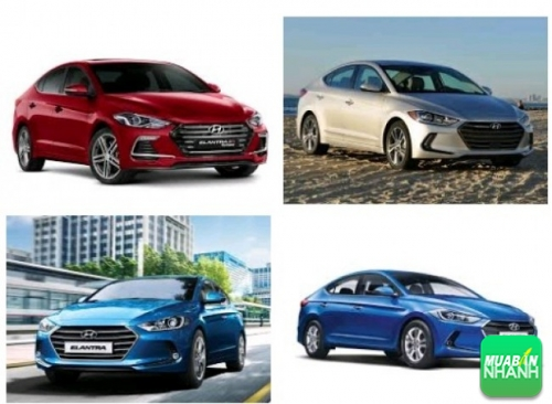 Hyundai Elantra công bố giá bán năm 2018, giảm đến 80 triệu
