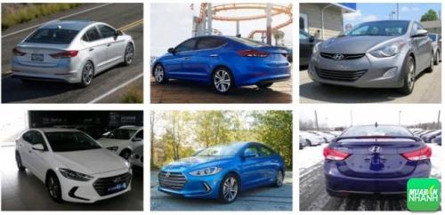 Hyundai Elantra giảm giá