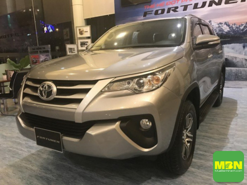 Toyota Fortuner mẫu xe ô tô 7 chỗ bán chạy nhất 2018