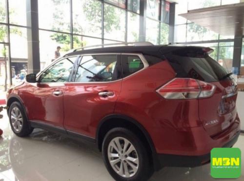 Nissan X-Trail mẫu xe 7 chỗ bán chạy nhất toàn cầu