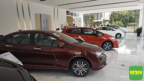 Giá xe Ô tô  Honda HRV mẫu xe Crossover 5 chỗ hạng B mới nhất từ Xe MuaBanNhanh